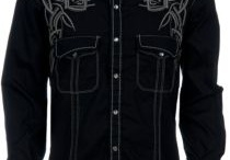rockabilly western shirt