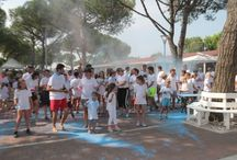 Bio Color Run. Colour your holiday / Never tried?Colours, fun and sport...is anything better?!?