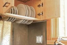 dish draining rack