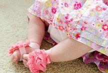sandalias bebitas