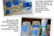 Crafty - glass / by Jenessa Garcia