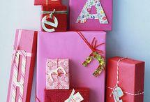 DIY - Envolver regalos