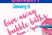 National Bubble Bath Day 2017