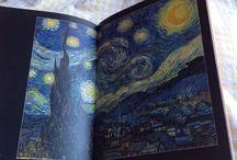 Vincent Willem van Gogh / My favorite artist