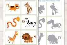 jungle safari 2-4 age