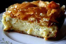 Pies / Savoury