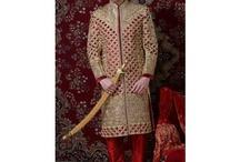 Dulha Collection- Wedding Outfit for Men's / Indian Pakistani Wedding Sherwani and Ethnic Dhoti Sherwanis collection.