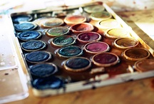 """studio / """"You can't use up creativity. The more you use, the more you have."""" ― Maya Angelou / by Susan Savory"""