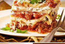 Food:  Italian / by Cindy Mingle