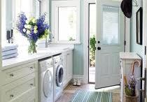 Laundry Rooms / by Charlene Anderson