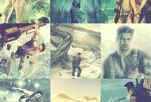 Uncharted / Really good game Uncharted: 3 is personally my favourite out of all of them :)  / by Chloe Watson △