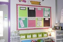 School - Classroom Organization / by Becca Ross