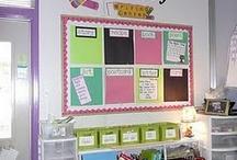 School - Classroom Organization / by Becca Ross