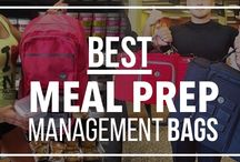 Best Meal Prep Bags / #1 Resource for the Best Meal Prep Bags to store prepped meals in a safe and orderly fashion.