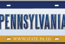 Historic and Beautiful Pennsylvania / Birthplace: Doylestown