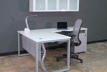Cubicles & Workstations / Whether you're looking for traditional cubicles or modern open floorplan workstations, Dynamic Office Services has you covered.