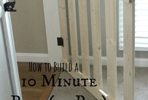 Pet Gate DIY