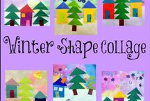Winter houses / Casette d'inverno