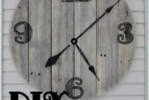 basement clock