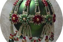 Ornamenti con perline