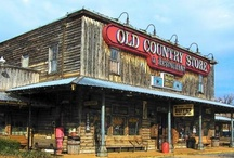 Western Town & Old Store