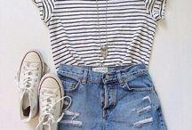 Yaz kıyafetleri