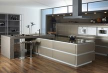 Best Modern Kitchen Design Ideas / If your kitchen has an old design or the floor has already seen better days, it is the perfect time to have a new kitchen. Here you have a selection of the best design ideas to use in your new kitchen.