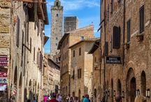 italy- Tuscany