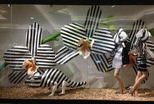 Windows Displays by Harvey Nichols