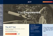 Test Prep / All about how OpenEd can be used for test prep from our parent, ACT!