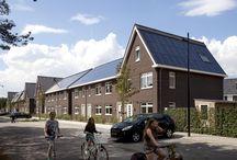 Energienota-nul  / Energienota-nul woningen zijn woningen waarvan de energielasten nul kunnen zijn. Niet alleen hebben wij hiervoor een concept ontwikkelt, we hebben ze ook gerealiseerd in ons project Sterrenberg in Huis ter Heide.