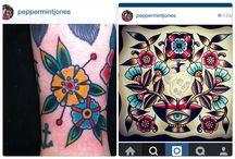 Tattoo Inspiration: Floral