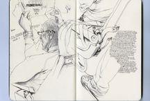Sketchbooks & journals 3
