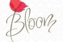 orchids logo design
