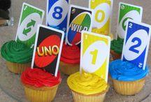 Jacob uno birthday party
