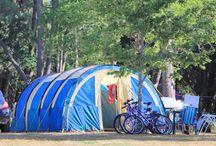 Emplacements camping le moustoir / Côté nature, vous profiterez de nos emplacements camping équipé (e)s de votre tente, caravane ou camping-car. Pour un week-end ou en séjour, partez à la découverte de la Bretagne Sud en version nature...