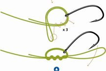 fishing hook knots