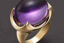 100 cabochon rings / Stunning cabochon contemporary and modern rings
