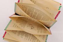 Bücher upcyclen
