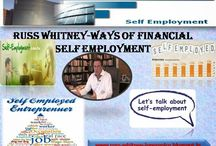 Russ Whitney-Ways of Financial Self Employment