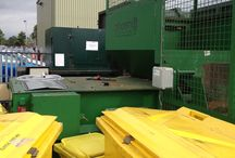 SmartTrash Waste Compactor Monitoring / SmartTrash Compactor Monitoring