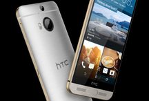 HTC One M9+ / Premium design meets premium software.