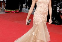 Dresses, Red carpets, Runways