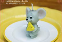 Animal shape birthday candle / Birthday candle .Haili manufacture Co.,Ltd whatsapp:+86-18931192526