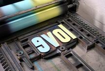 letterpress & typesetting
