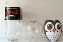 z butelek plastikowych