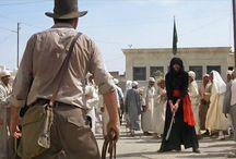 Art Ref: Indiana Jones