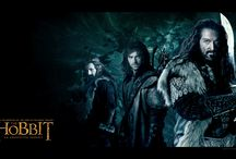 The Hobbit- Lord of the Rings / All things Tolkien - All things Middle Earth! Thank you Peter Jackson!  / by Luv Movies