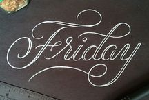 Beautiful Hand Lettering; Graphics; Typography
