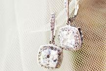 Wedding dress accessories / Christmas 2015 wedding